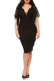 Rebel Love Clothing Witchy Woman Dress - Product Mini Image