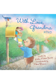 Sleeping Bear Press With Love, Grandma - Front cropped