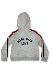 SPIRITUAL GANGSTER With Love Pullover - Front cropped