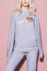 Wildfox With Love Sommers Sweatshirt - Product Mini Image