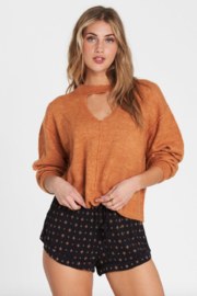 Billabong Without A Crew Sweater - Front cropped