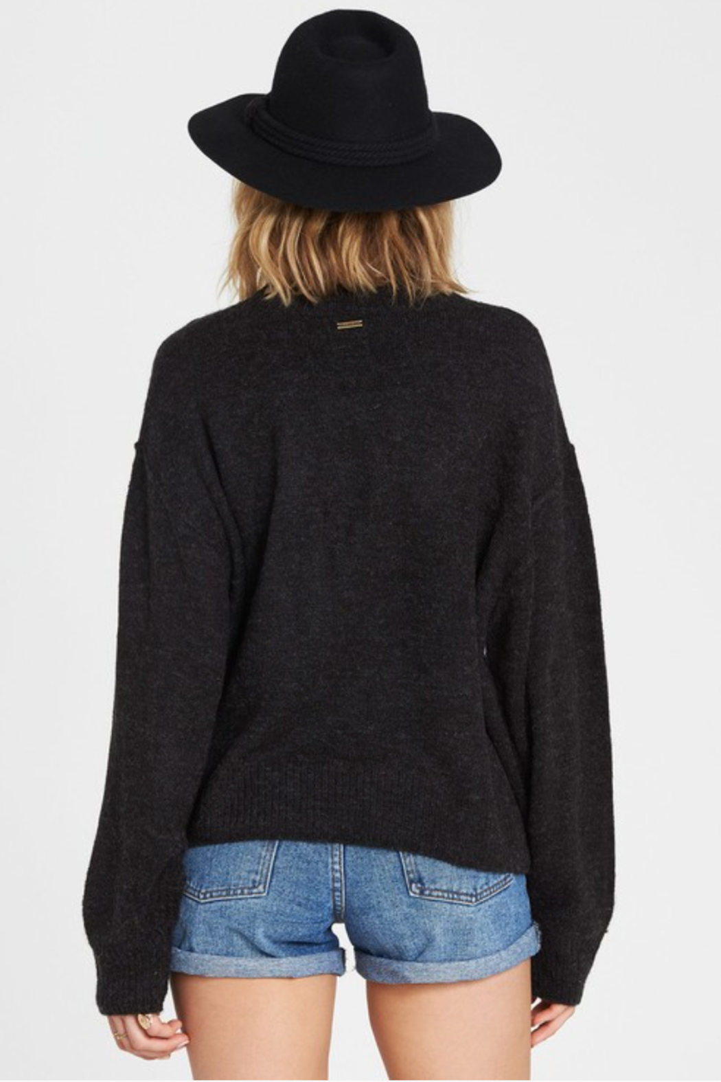 Billabong Without A Crew Sweater - Front Full Image