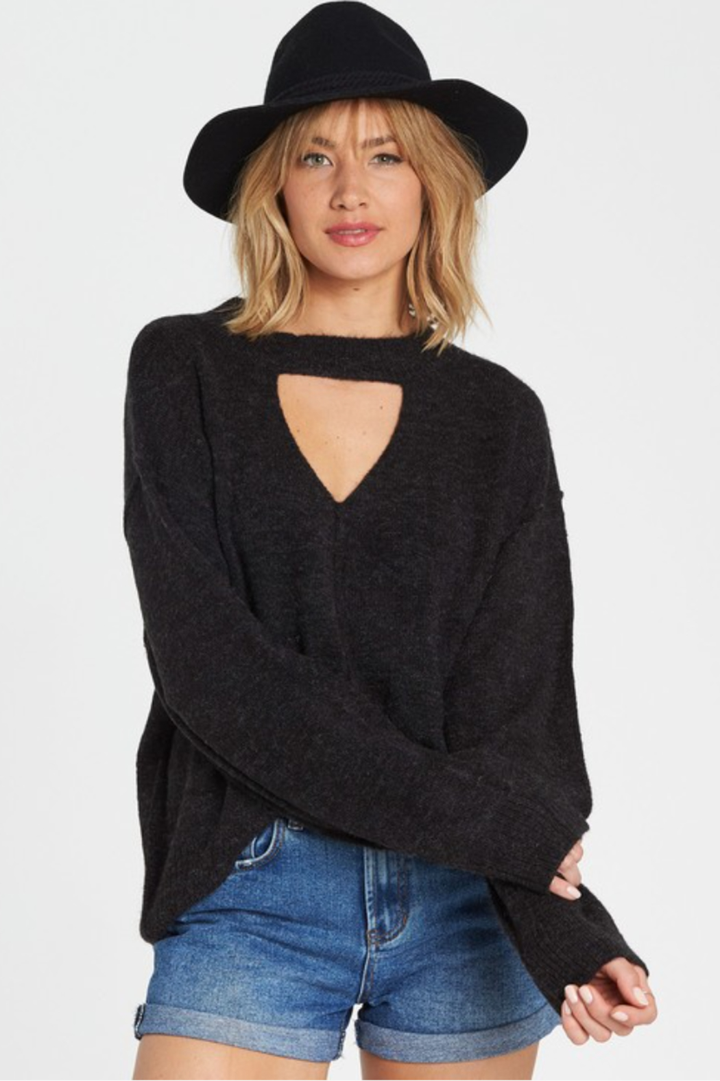 Billabong Without A Crew Sweater - Main Image