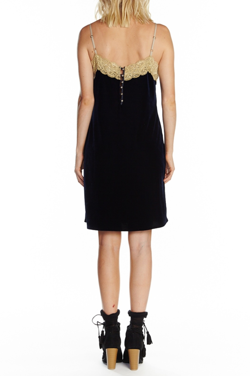 Aratta Without You Mini Dress - Front Full Image