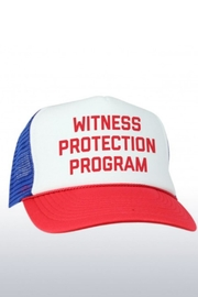 Headline Shirts Witness Protection Hat - Product Mini Image