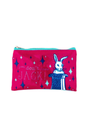 Wit (Stephen Joseph) Witty Coin Purse - Product Mini Image