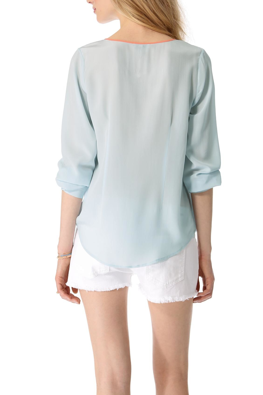 Joie Wixon Blouse - Front Full Image