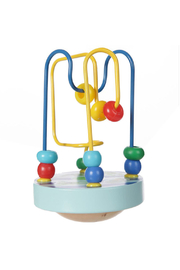 Manhattan Toy Company Wobble-A-Round Beads - Product Mini Image