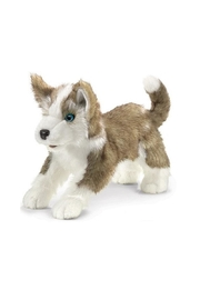 Folkmanis Wolf Pup Puppet - Product Mini Image