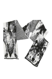 Green 3 Wolf Scarf - Product Mini Image