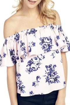 Shoptiques Product: Floral Bardot Top