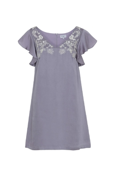 Shoptiques Product: Heather Embroidered Dress