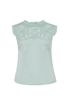 Shoptiques Product: June Embroidered Top