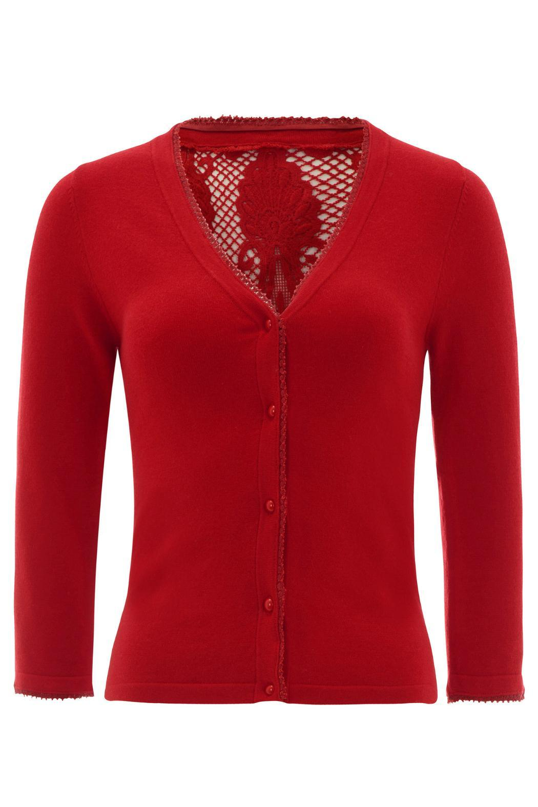 Wolf & Whistle Lace Back Cardigans from Crouch End by Scarecrow ...