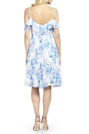 Wolf & Whistle Sasha Floral Dress - Side cropped
