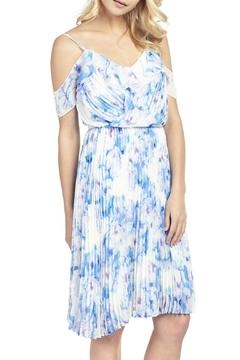 Wolf & Whistle Sasha Floral Dress - Product List Image
