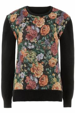 Shoptiques Product: Tapestry Panel Jumper