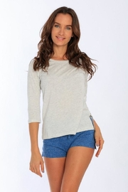 Miami Style Women's 3/4 Sleeve - Front cropped