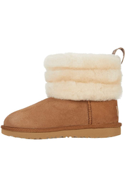 Ugg Women's Classic Mini Fluff Quilted Boot - Product Mini Image