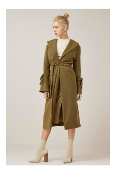 Finders Keepers Women's Direction Coat - Product List Image
