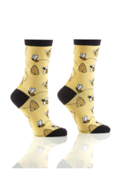 Giftcraft Inc.  Women's Graphic Crew Sock - Front cropped