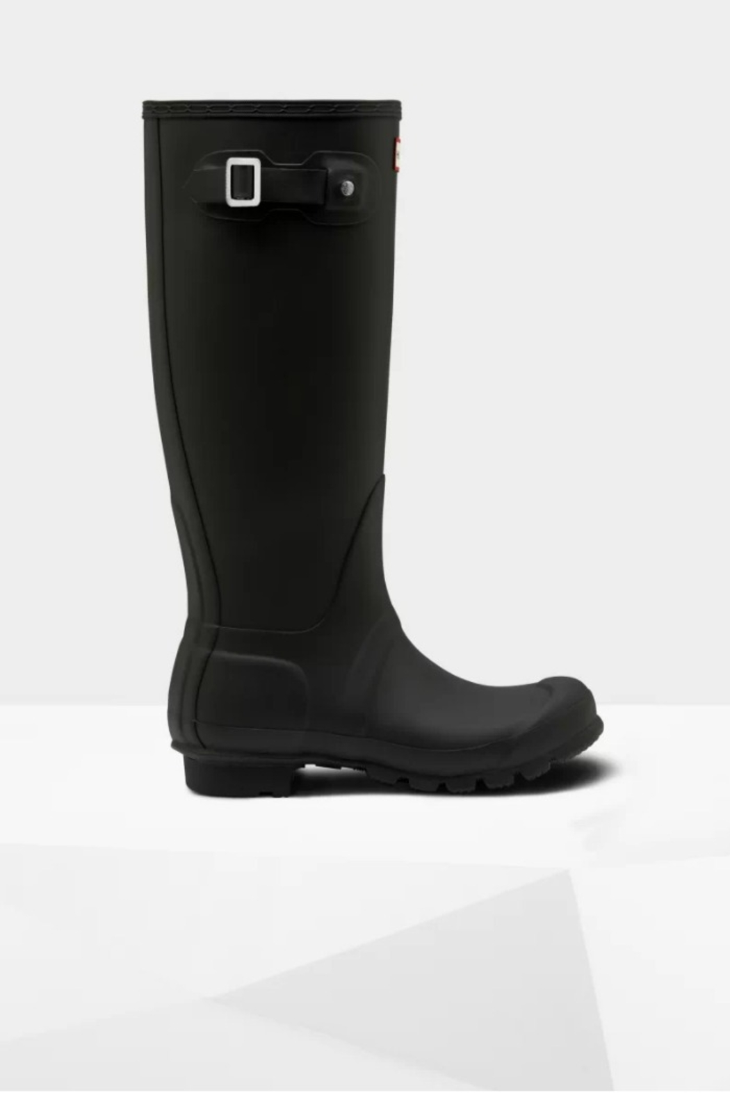 Hunter Boots Women's Hunter Original Tall Matte - Front Cropped Image