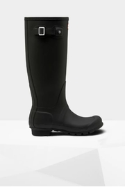 Hunter Boots Women's Hunter Original Tall Matte - Front cropped