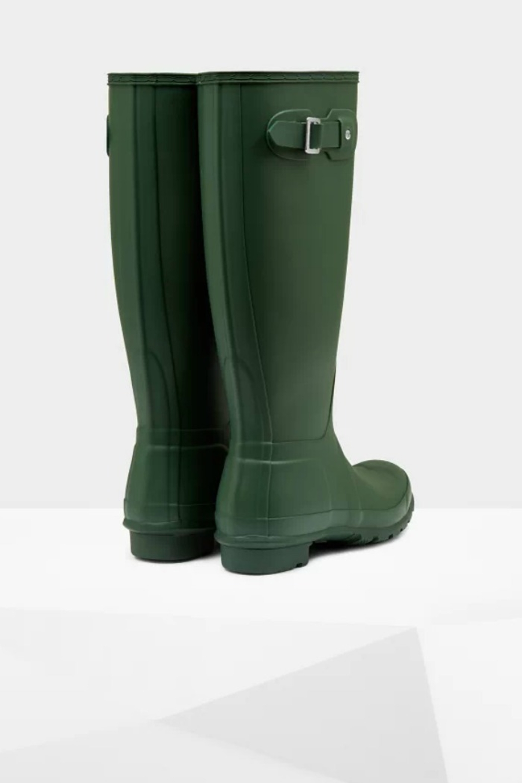 Hunter Boots Women's Hunter Original Tall Matte - Side Cropped Image