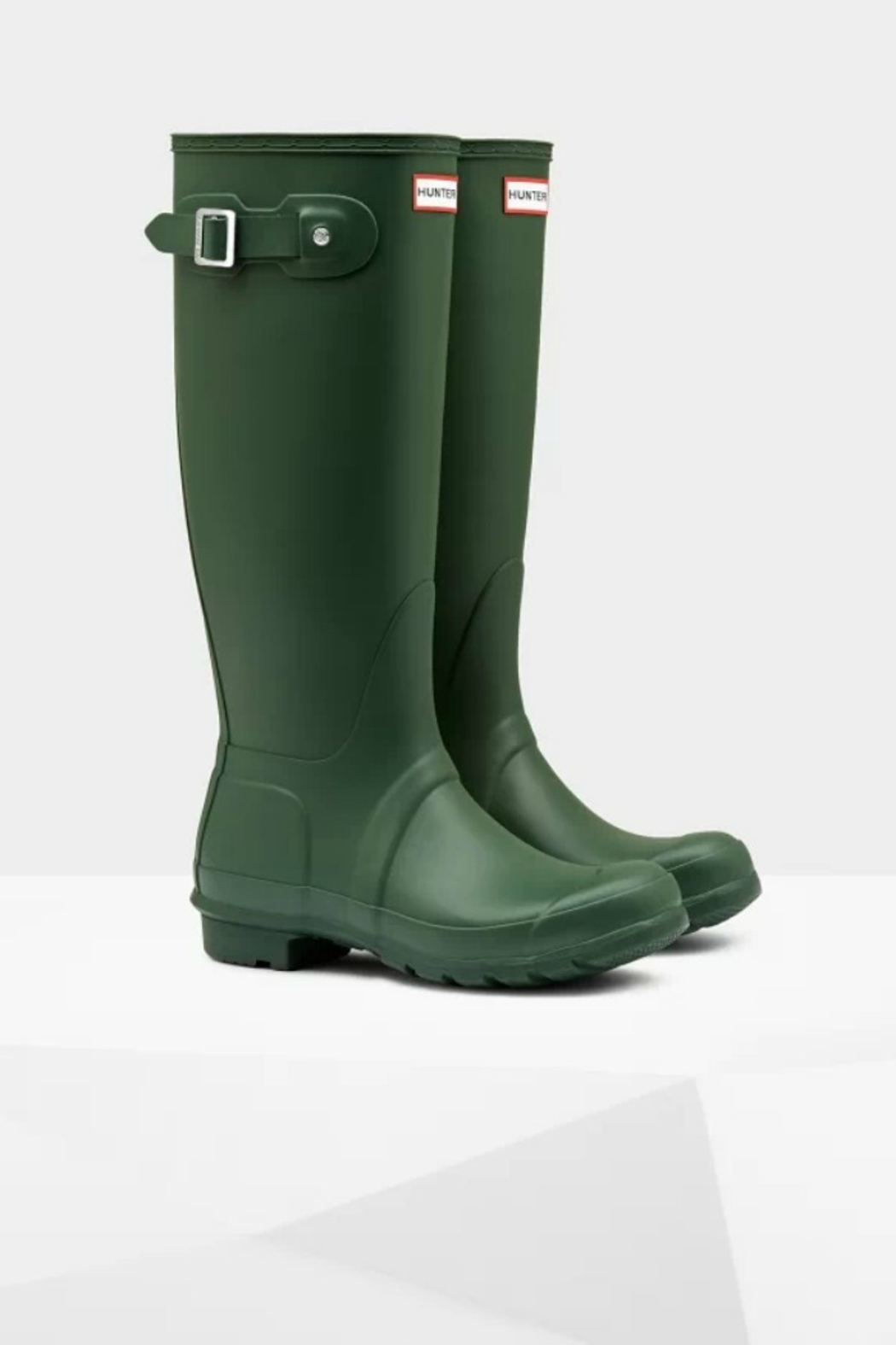 Hunter Boots Women's Hunter Original Tall Matte - Front Full Image