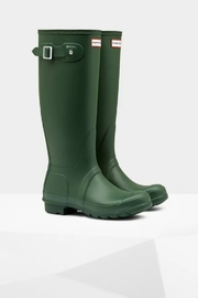 Hunter Boots Women's Hunter Original Tall Matte - Front full body