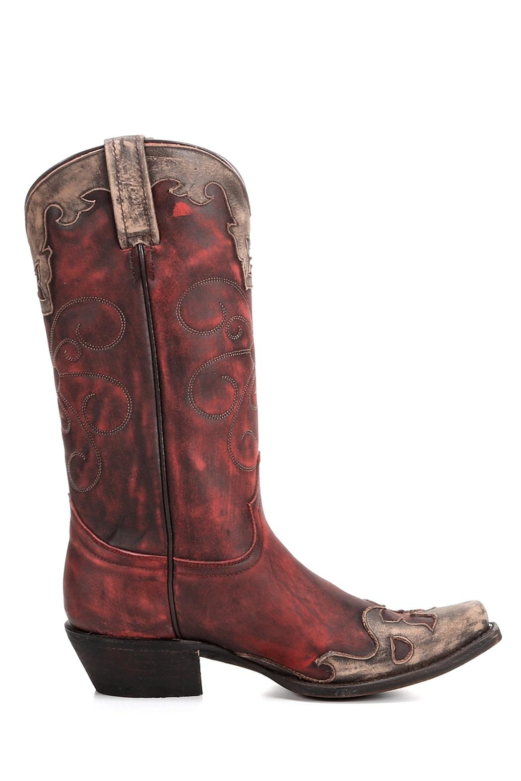 American Rebel Boot Company Women's Nikki Boots - Side Cropped Image