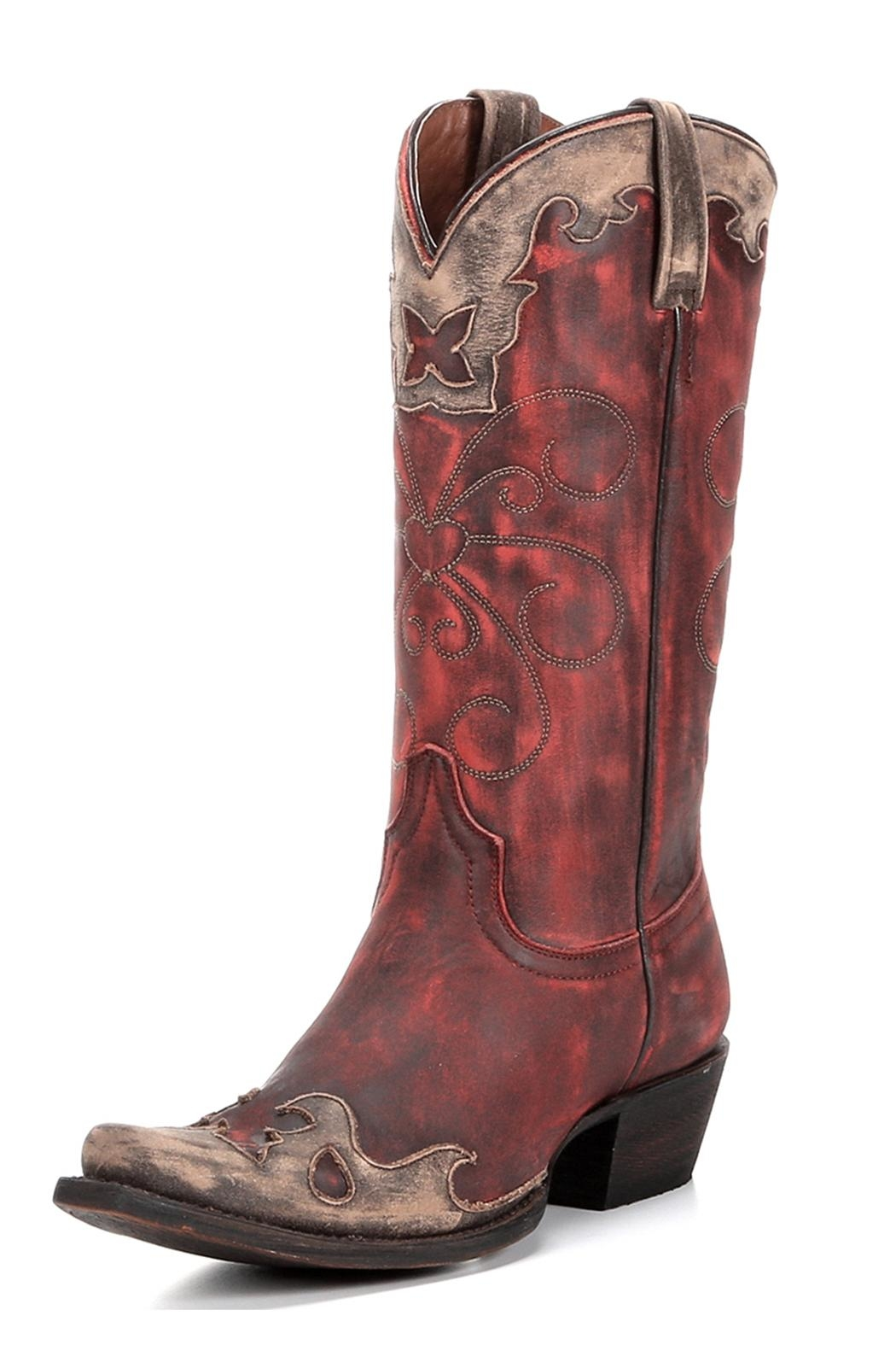 American Rebel Boot Company Women's Nikki Boots - Main Image