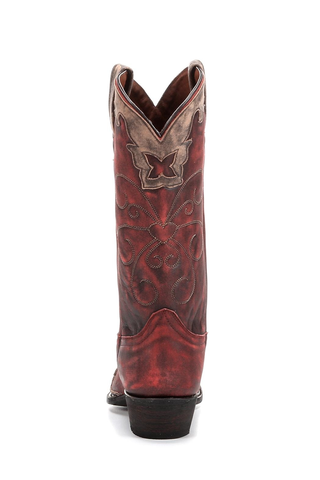 American Rebel Boot Company Women's Nikki Boots - Back Cropped Image