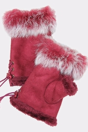 Wona Trading Fingerless Gloves - Product Mini Image