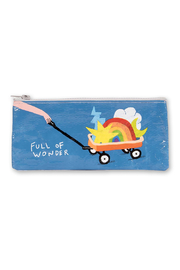 Blue Q Wonder Pencil Case - Product Mini Image