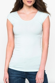 Downeast Basics Wonder Tee Seafoam - Product Mini Image