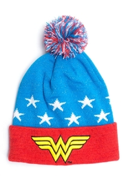Bioworld Wonder Woman Beanie - Product Mini Image