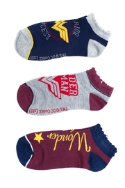 Bioworld Wonder Woman Socks - Product Mini Image
