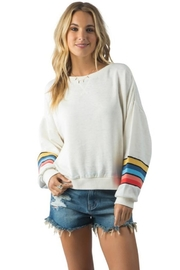 Rip Curl Wonderland Pullover - Front cropped