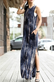 Wonderland Tye-Dye Slit Maxi - Product Mini Image