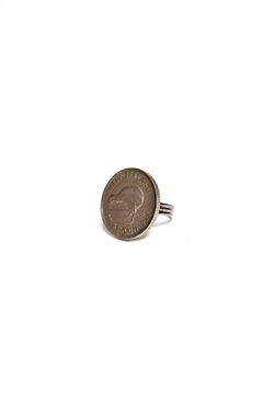 Shoptiques Product: Coin Ring 1florin