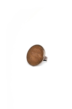 Shoptiques Product: Coin Ring One Penny