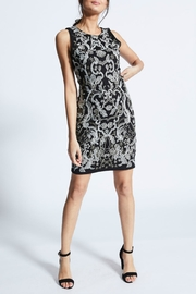Angeleye London Wonderous Embroidered Dress - Product Mini Image