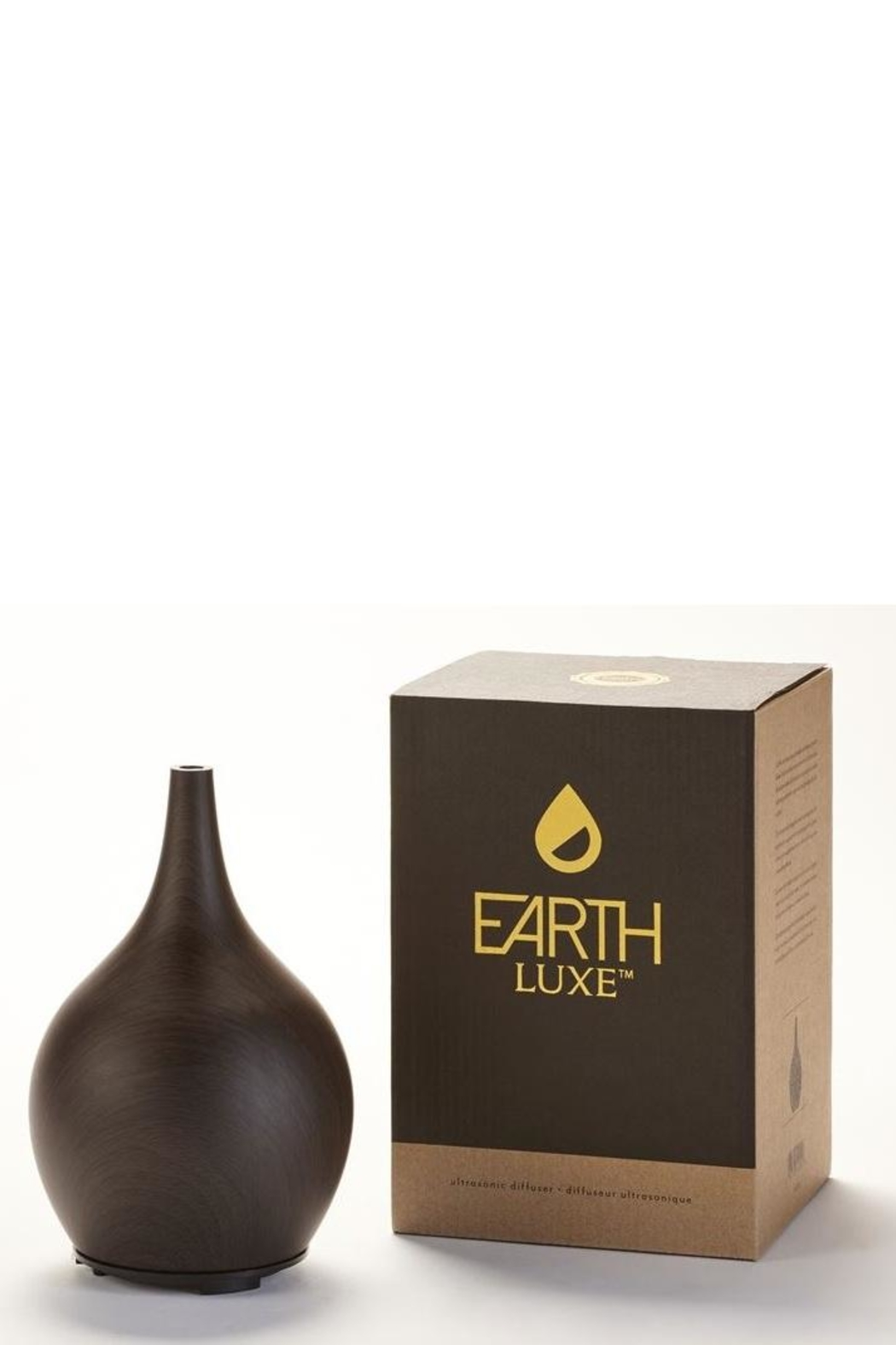 Gift Craft Wood-Grain Oil Diffuser - Front Cropped Image