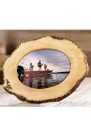 Giftcraft Inc.  Large Wood-Look Frame - Product Mini Image