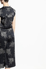 Vince Woodblock Jumpsuit - Front full body