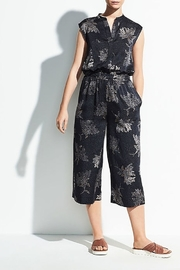 Vince Woodblock Jumpsuit - Front cropped