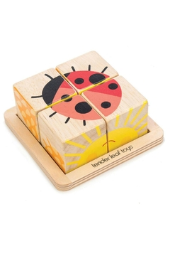 Shoptiques Product: Wooden Baby Blocks