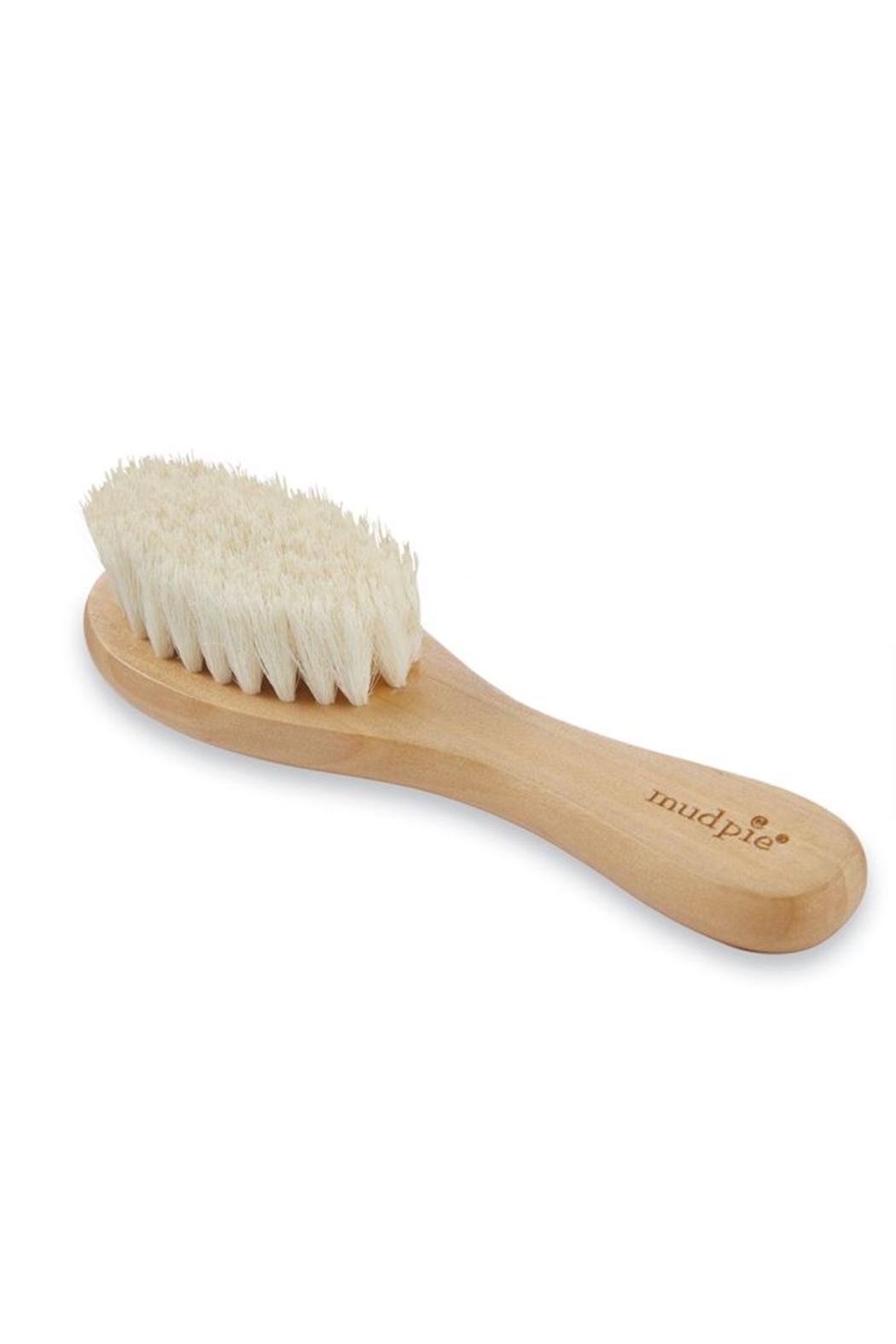 Mud Pie Wooden Baby Brush - Main Image