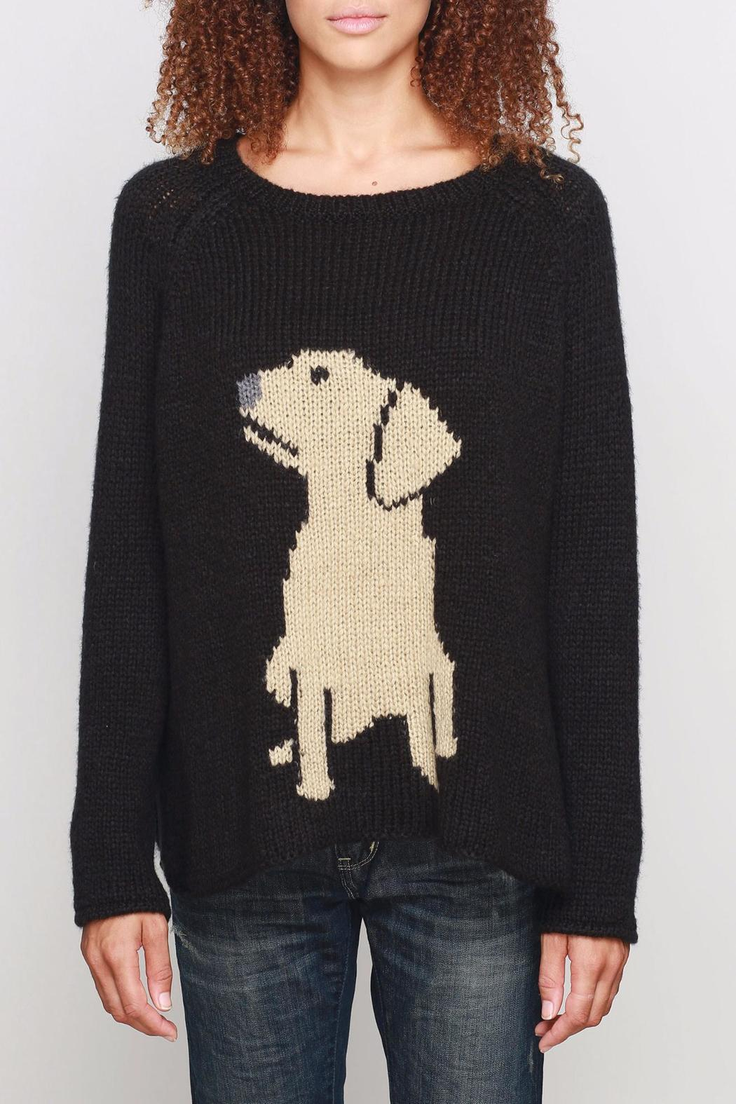 Wooden Ships Doggy Sweater - Main Image